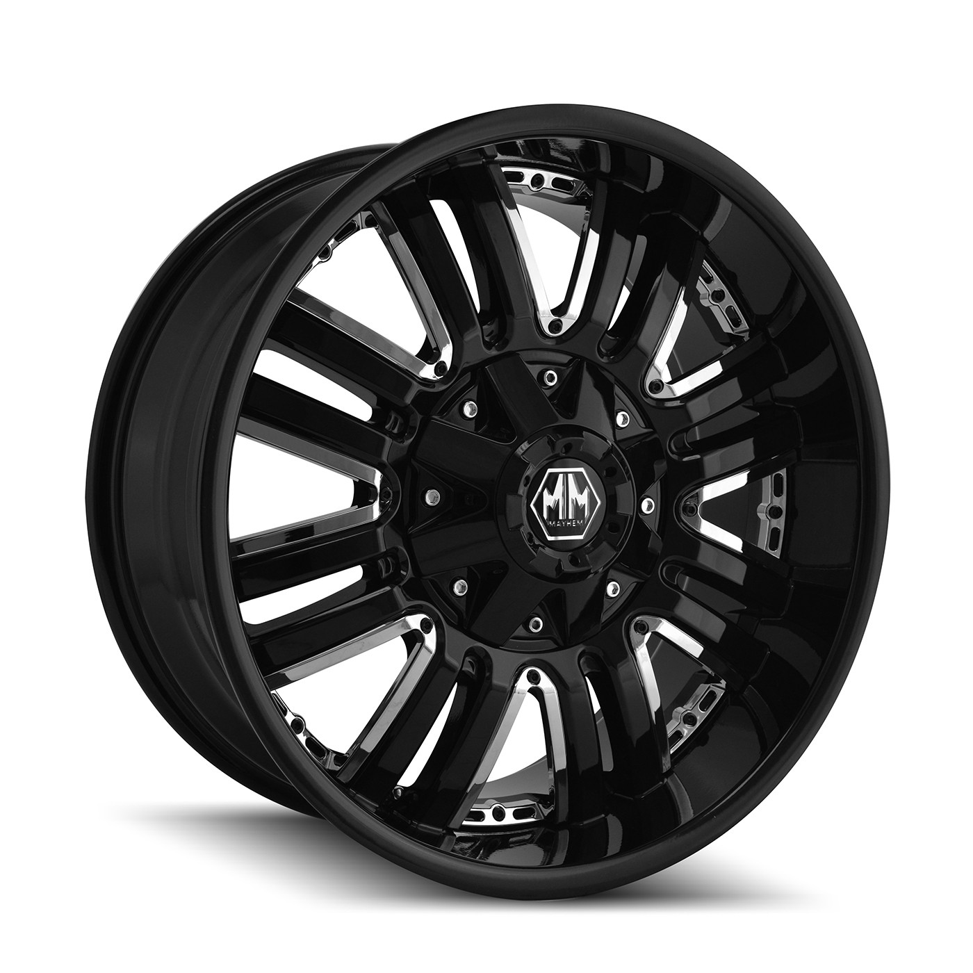 truck wheel specials  chrome  black machined dayton  tires  tires neace tire